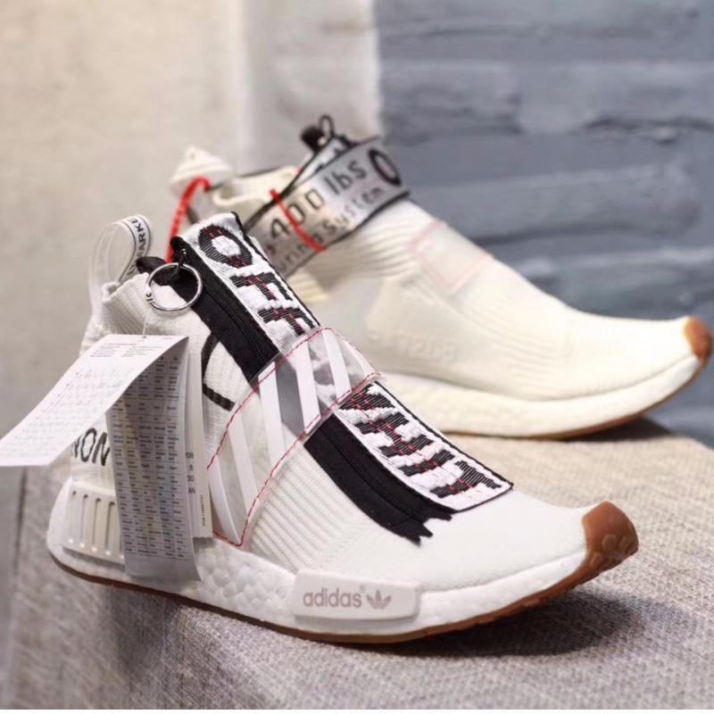 Find Price รองเท้าผ้าใบ Adidas Originals NMD City socks