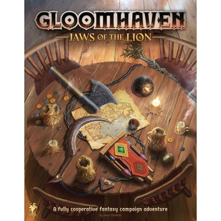 Gloomhaven: Jaws of the Lion [BoardGames]
