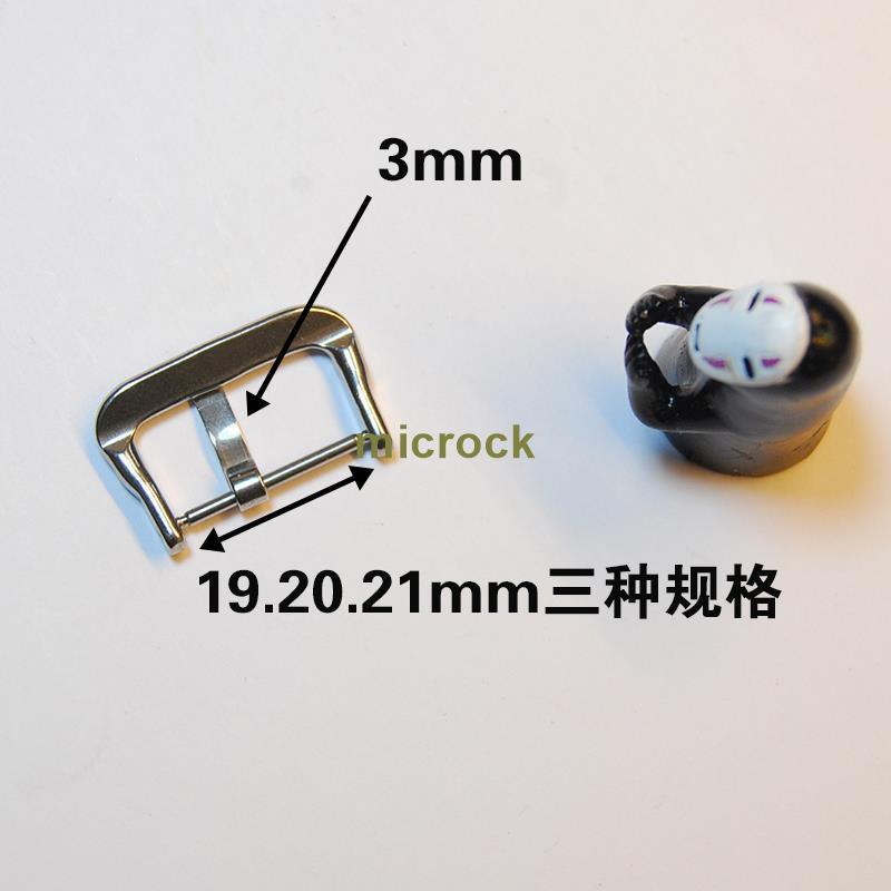 สายนาฬิกาข้อมือสแตนเลส Casio 19 มม . 20 มม . 21 มม . B 181