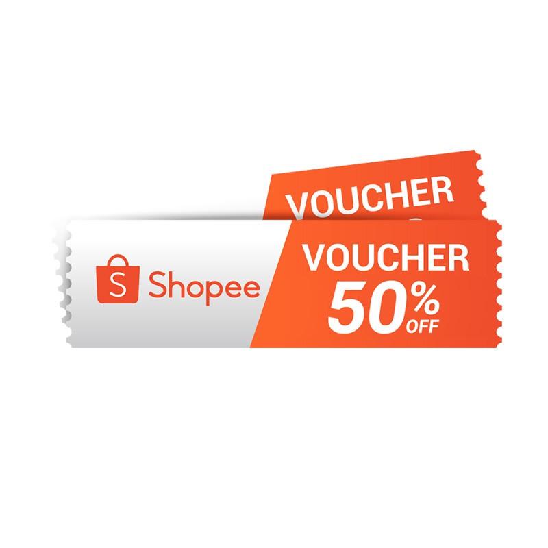 Shopee Voucher 50% Discount | Shopee Thailand