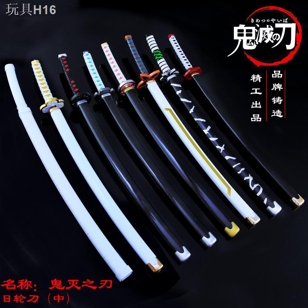 ✟Model Figure Katana Samurai Demon Slayer Kimetsu no Yaiba 🇨🇳