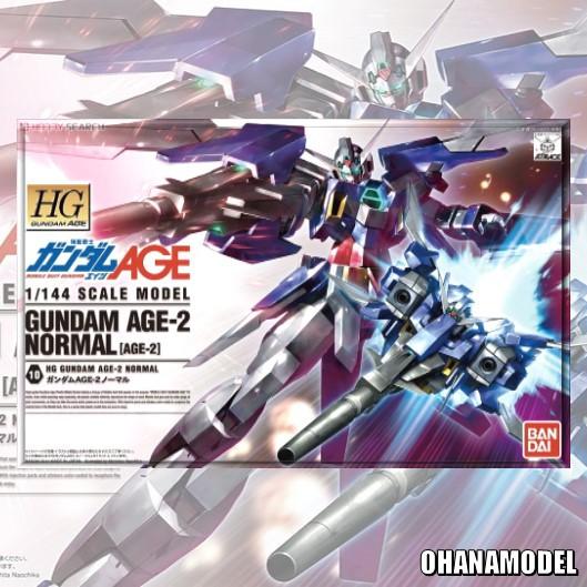 HG 1/144 GUNDAM AGE-2 NORMAL [Bandai]