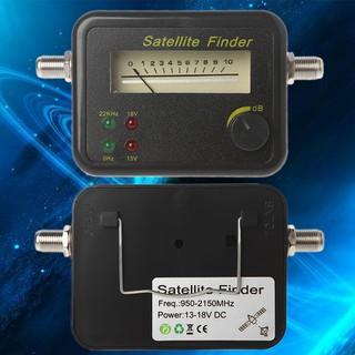 SEL♥Satellite Signal Finder Meter Tester TV Receiver Sensitivity GSF-9504