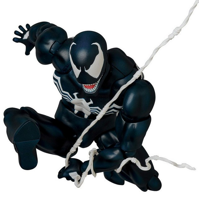 Mafex 088 Marvel Character Venom  Articulated Figure Model Toys 18cm