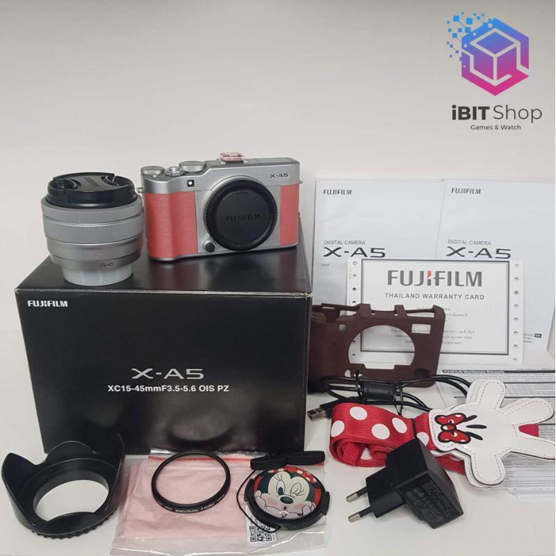 กล้อง Fujifilm XA5 (มือสอง)