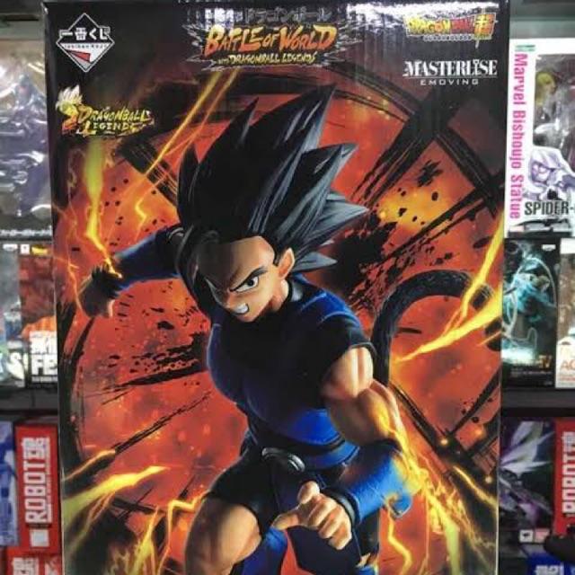 BANDAI Banpresto Figure - Dragonball ichiban kuji SHALOT Battle of World Dragonball DB Legends งานจับฉลากชาลอต