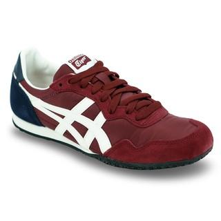 Asics Onitsuka Tiger Serrano Red White Blue Men Running Shoes Sneaker D109L-2246