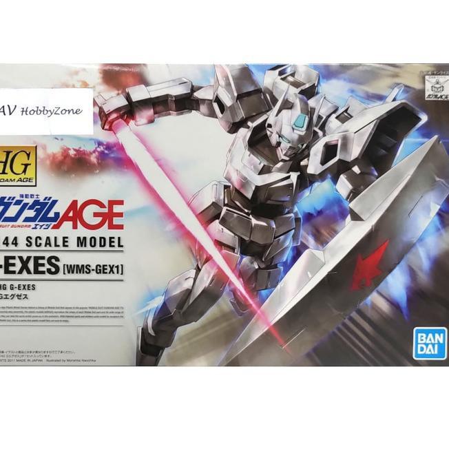 Hg Gundam Age G Exes ของเล่นสําหรับเด็ก