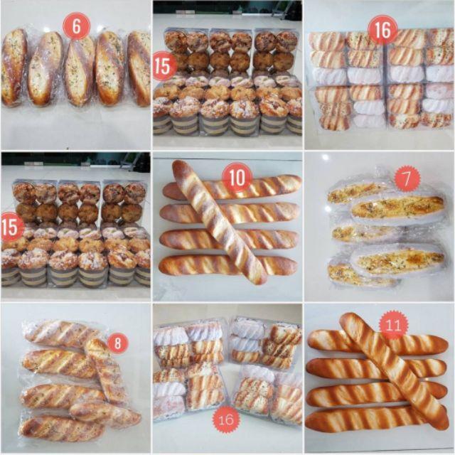 ขนมปังปลอม/ขนมปังประดับ/ขนมตกแต่ง