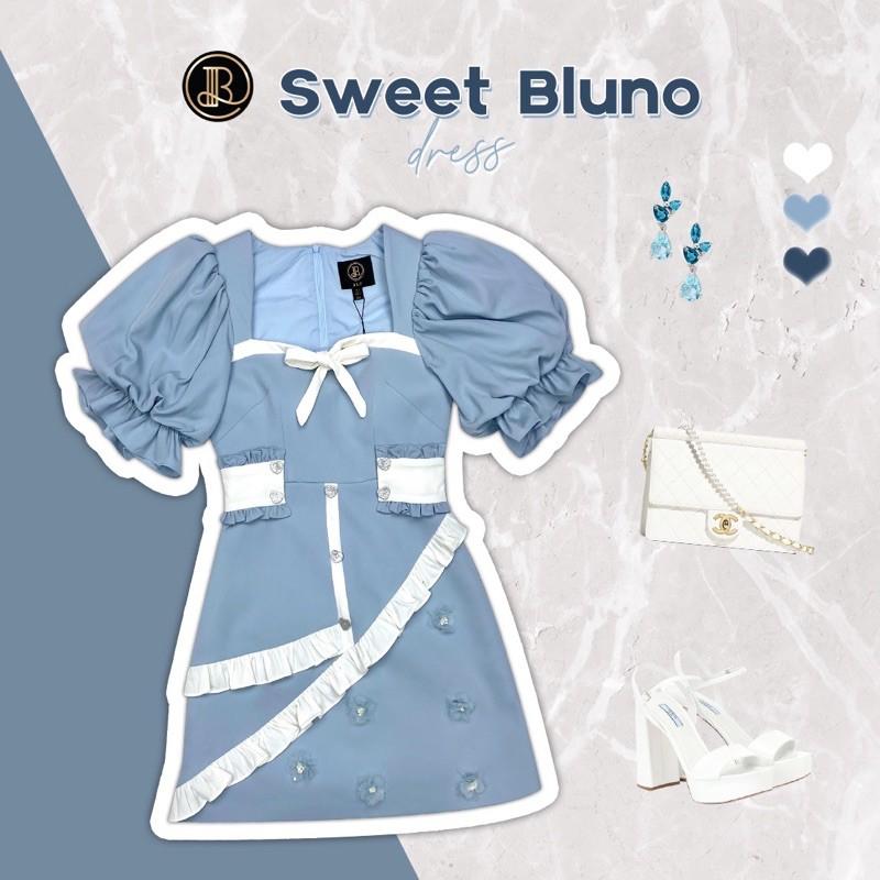 Mini dress BLT : Sweet Bluno