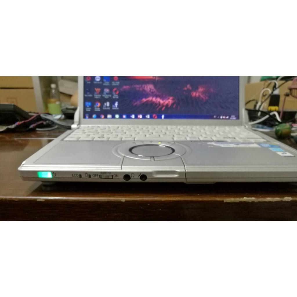 โน๊ตบุ๊ค Notebook Panasonic ขนาด12 นิ้ว (มี 3 สเปคให้เลือก) sNRO