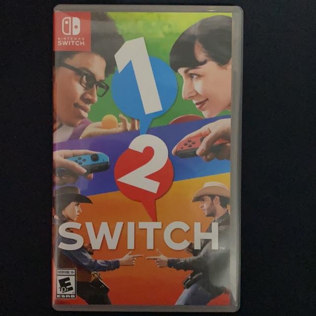 เกม Nintendo Switch มือสอง