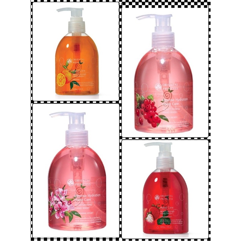 เจลล้างมือ กลิ่นหอม Oriental Princess🎉นาทีทอง ถูกเหมือนแจกฟรี