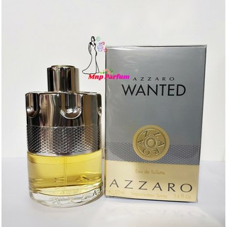 Review Azzaro Wanted Edt For Men 100 ml. ( กล่องซีล )