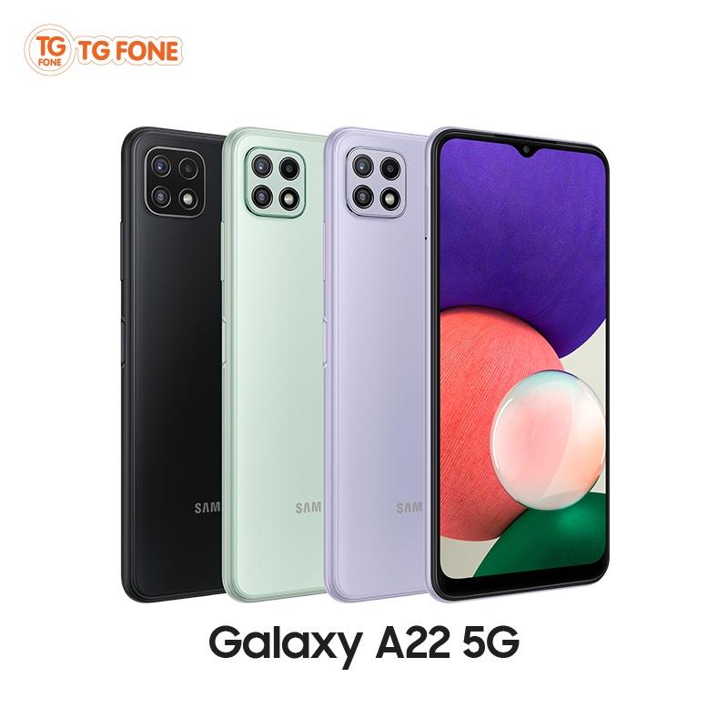 Samsung Galaxy A22 5G (8/128GB) รับประกันศูนย์ 1 ปี