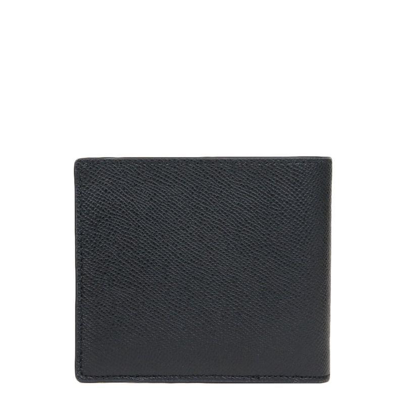 กระเป๋าสตางค์ผู้ชาย✽™✼COACH Men s Fashion กระเป๋าสตางค์ใบสั้นพับใหม่ F59112
