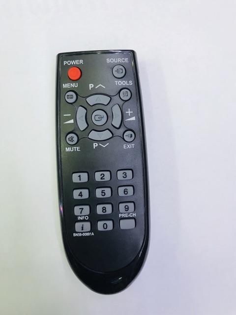 รีโมทTVชัมชุงLCDรุ่นเก่าจอ32นิ้วรุ่นBN59-00891A