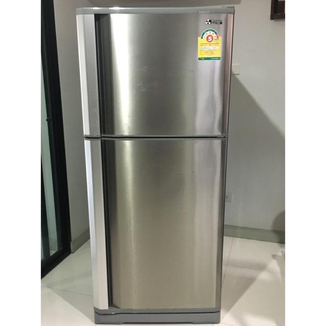 ตู้เย็นMITSUBISHI ELECTRIC 2ประตู 12.2Q มือสอง