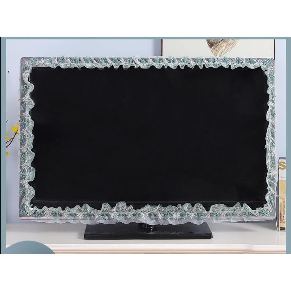 ผ้ารัดจอทีวีคิตตี้ ผ้ารัดจอทีวีโดเรม่อน สามารถใช้ได้ กับทีวี ขนาด 32 - 50 นิ้ว
