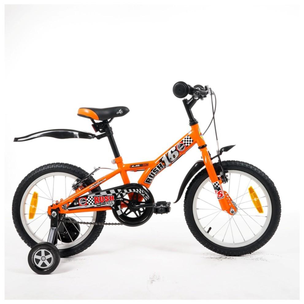 LA Bicycle จักรยานเด็ก รุ่น RUSH 16 นิ้ว