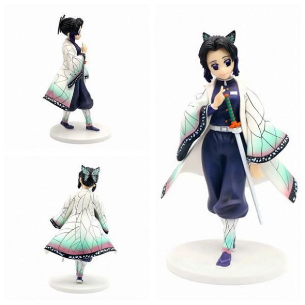 ฟิกเกอร์ โมเดล Shinobu Kizuna no Sou Figure 1/8 Scale from kimetsu no yaiba