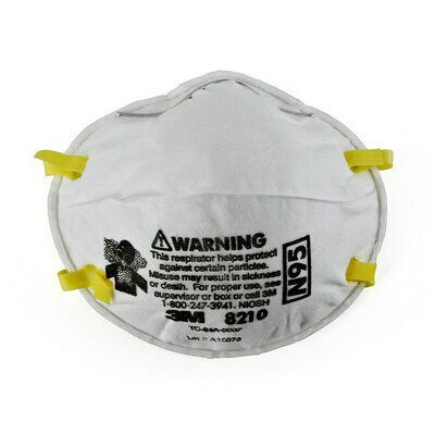 ❃∈▫3M หน้ากากอนามัยกันฝุ่นละออง PM2.5 N95 8210
