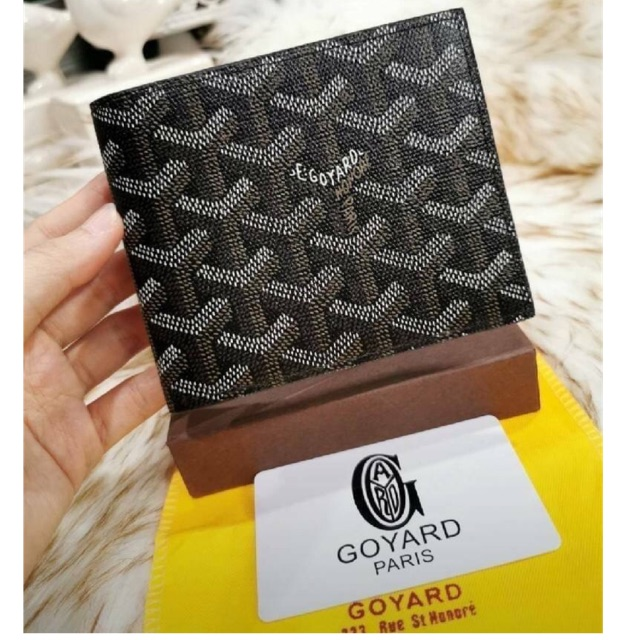 ❤️BEST GIFT IDEAS GOYARD MEN FACTORY WALLET