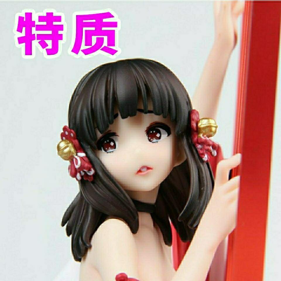 ☍Japanese Mini Sex Doll รูปอะนิเมะคุณภาพสูง Yanzi นุ่มหน้าอกใหญ่ความงามของผู้ใหญ่สาวเซ็กซี่รุ่นคอลเลกชันสามารถเปลื้อง