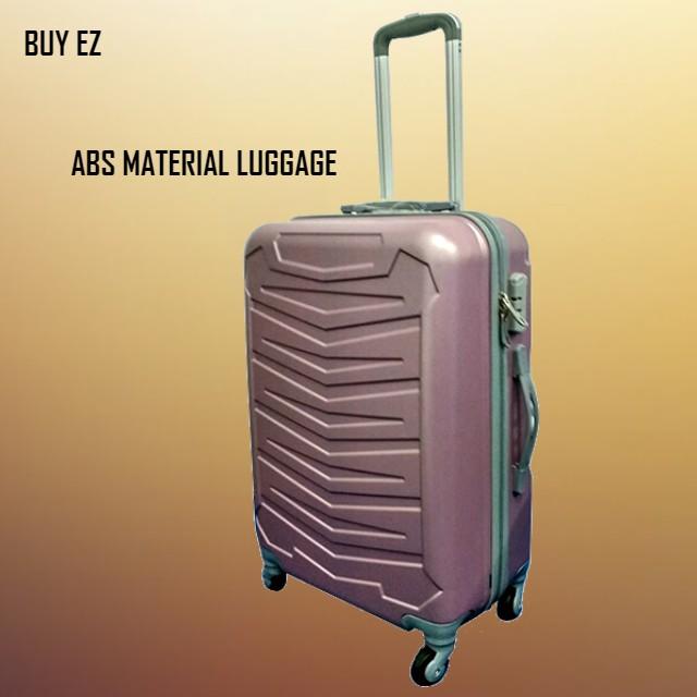 กระเป๋าเดินทางล้อลากขนาด 4 ขนาด 24 นิ้ว Robert Ansell Abs 2017