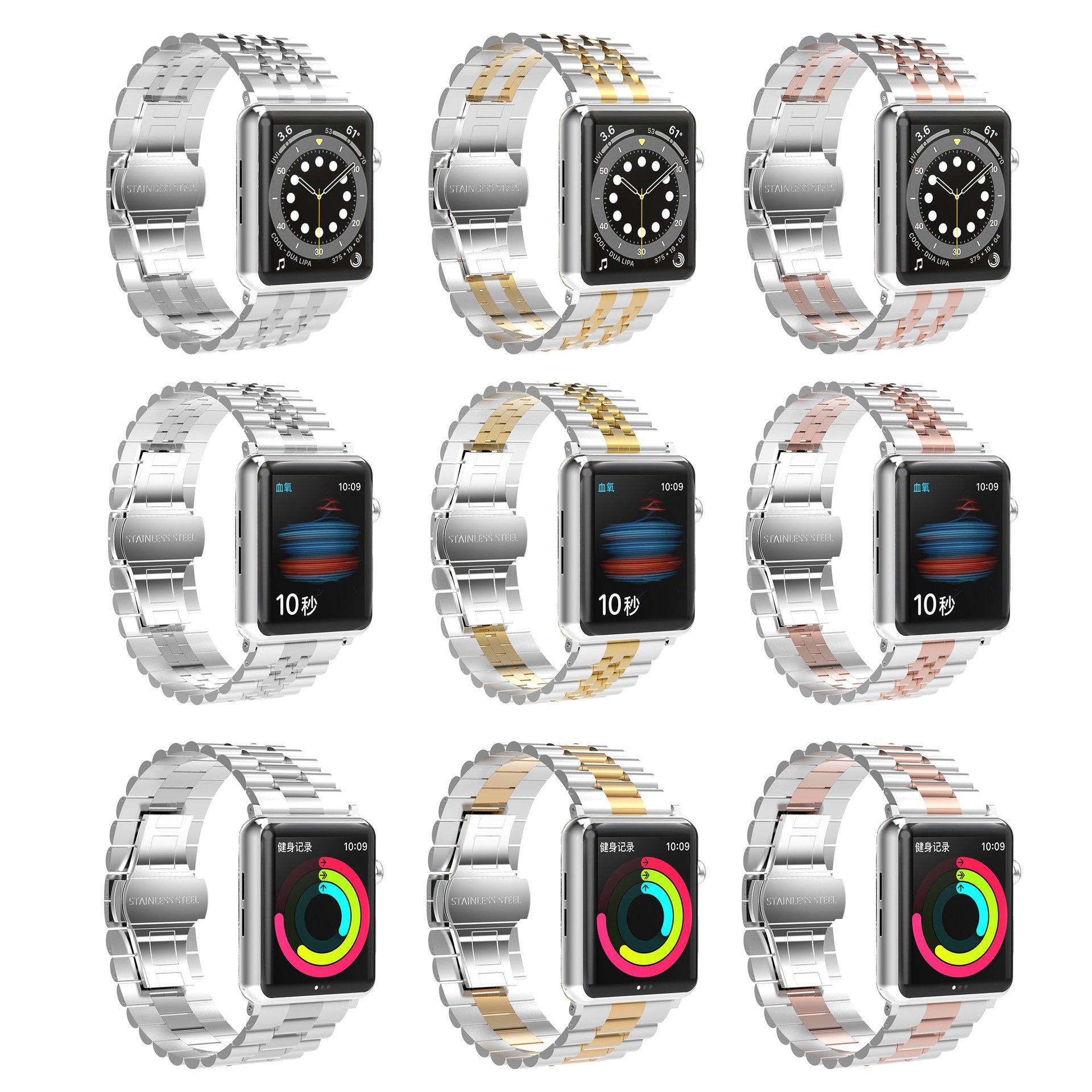 สายคล้องนาฬิกาข้อมือสําหรับ Iwatch Applewatch