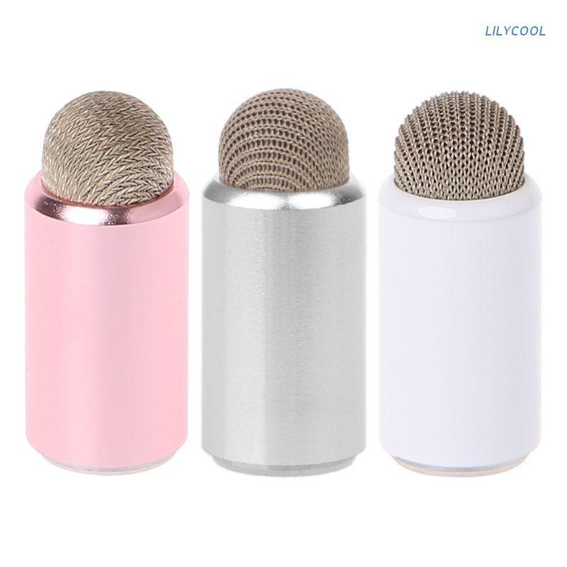 LILY* 1 PC Stylus Pencil Tip Pen Cap Conductive Cloth Nib Replacement For Apple Pencil