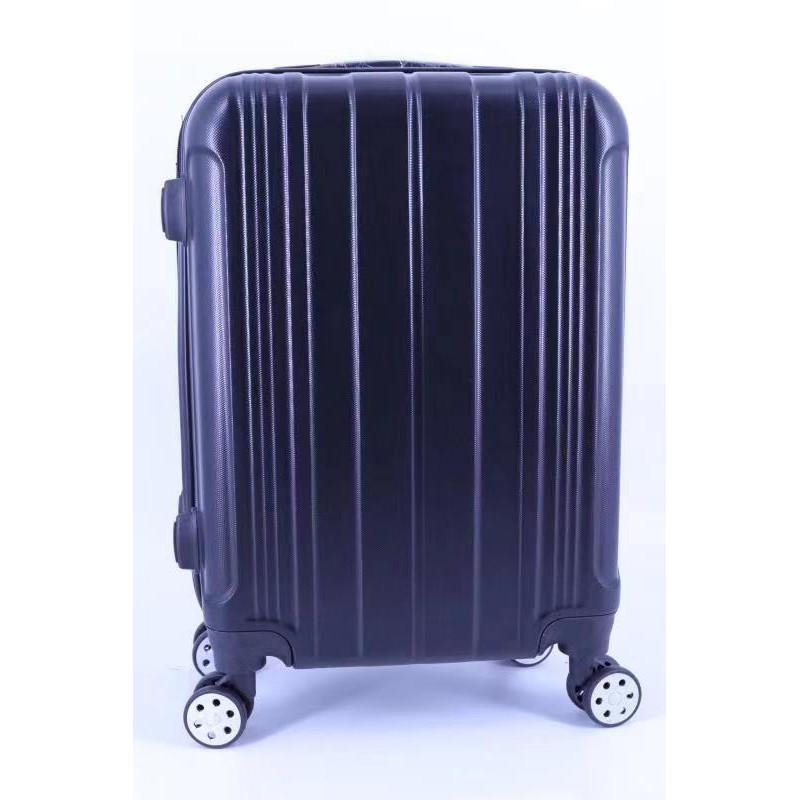 กระเป๋า & กระเป๋าเดินทางABS + PC,มีล้อหมุนได้360°(ขนาด20/24/28นิ้ว)