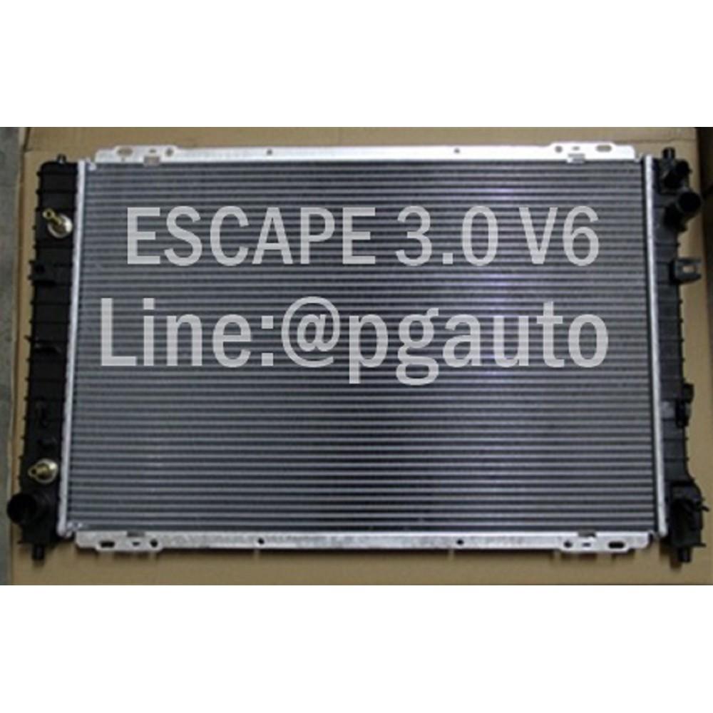 หม้อน้ำ ฟอร์ดเอสเคป FORD ESCAPE ปี 2004 เครื่อง 3.0 V6 (6 สูบ) (1ชิ้น)