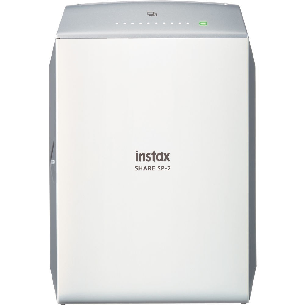 Fujifilm Instax share sp-2(Silver) Smartphone Printer - ประกันศูนย์