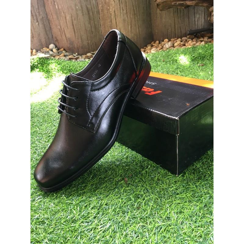 ✼﹍รองเท้าคัชชูชาย Fashion by Baoji รองเท้าหนังผู้ชาย แบบผูกเชือก ไซส์ 39-46