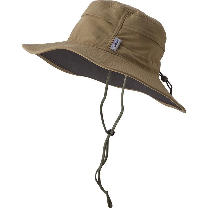 ของแท้ Patagonia Baggies Brimmer Hat