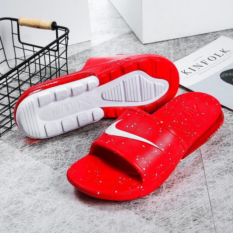 Nike Air Max 90 Slide Xc รองเท้าผ้าใบลําลองแฟชั่นสําหรับผู้ชายผู้หญิง