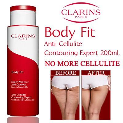 clarins anti cellulite