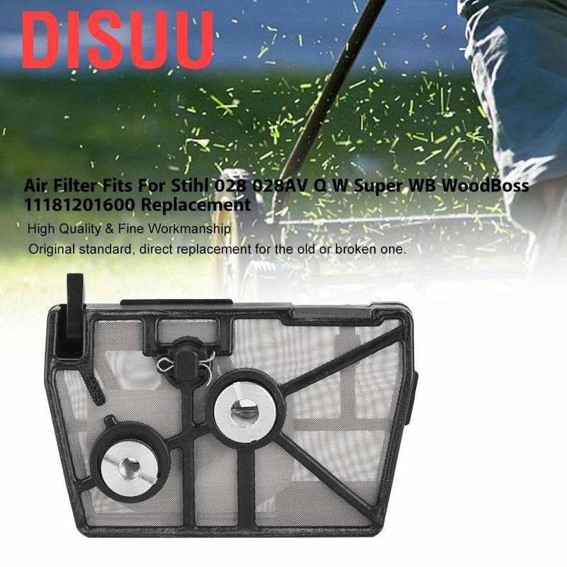 Disuu แผ่นกรองอากาศสําหรับ Stihl 028 Av Q W Super Wb Woodboss 11181201600