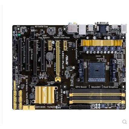 เมนบอร์ด A 88 X Asus A88 X - Plus Usb 3 . 0 Sata 3 หรูหรา M -Atx A88