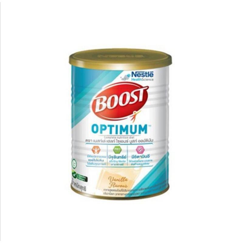 Boost Optimum (nutren optimum) 400g. บูสท์ออพติมัม 400กรัม