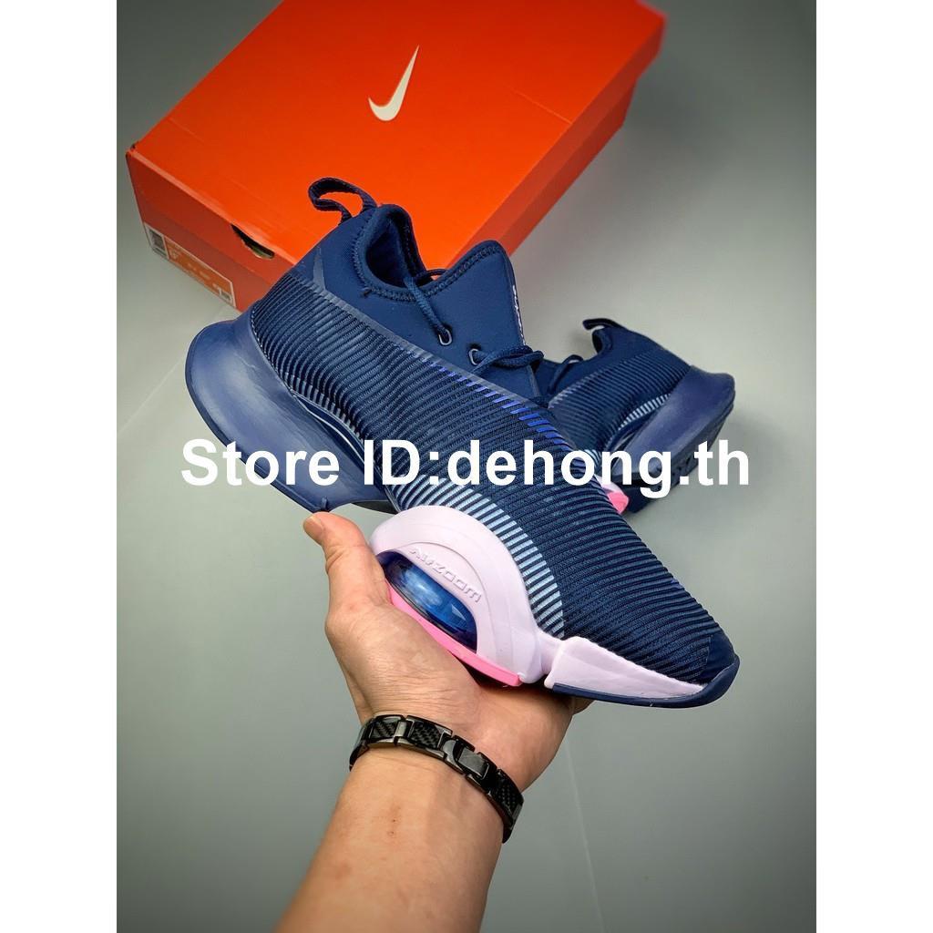 【dehong.th】Nike Air Zoom Superrepรองเท้าวิ่งออกกำลังกาย