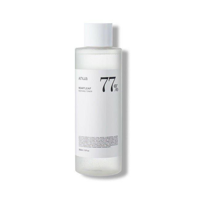 anua heartleaf 77% soothing toner 250 ml และ 40ml