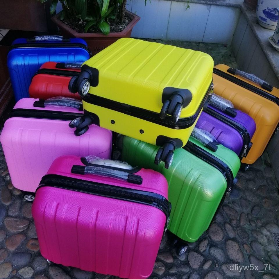 กระเป๋าเดินทาง16-รถเข็นนิ้ว18นิ้วกระเป๋าเดินทางชายและหญิงรหัสผ่านกล่องเล็กกล่องใส่กระเป๋าเดินทางเด็กมินิที่กำหนดเองlogoC