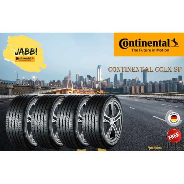 225/65R17 Continental CCLXSP ปี21 จำนวน 1 ชุด 4 เส้น