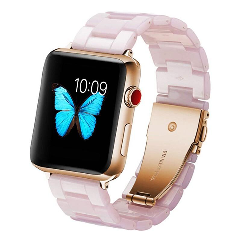 【 Mkd 】สายนาฬิกาข้อมือสําหรับ Applewatch6 Applewatch 4/3/2