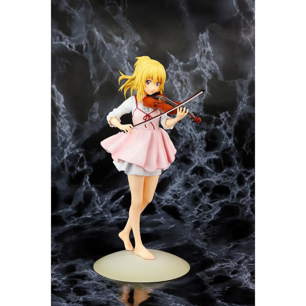 เปรียบเทียบFigure ฟิกเกอร์ Model โมเดล Your Lie in April เพลงรักสองหัวใจ  Kaori Miyazono มิยาโซโนะ คาโอริ