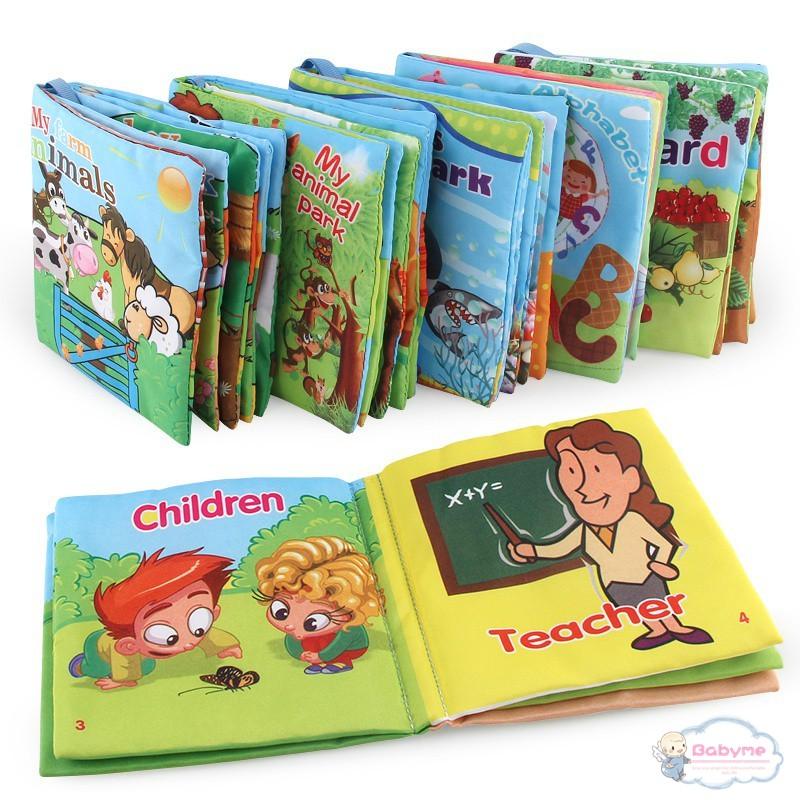 Educational toys books for children.