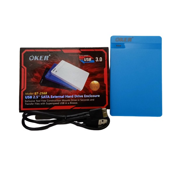 External Hard Disk 500GB ประกันร้าน 1 เดือน