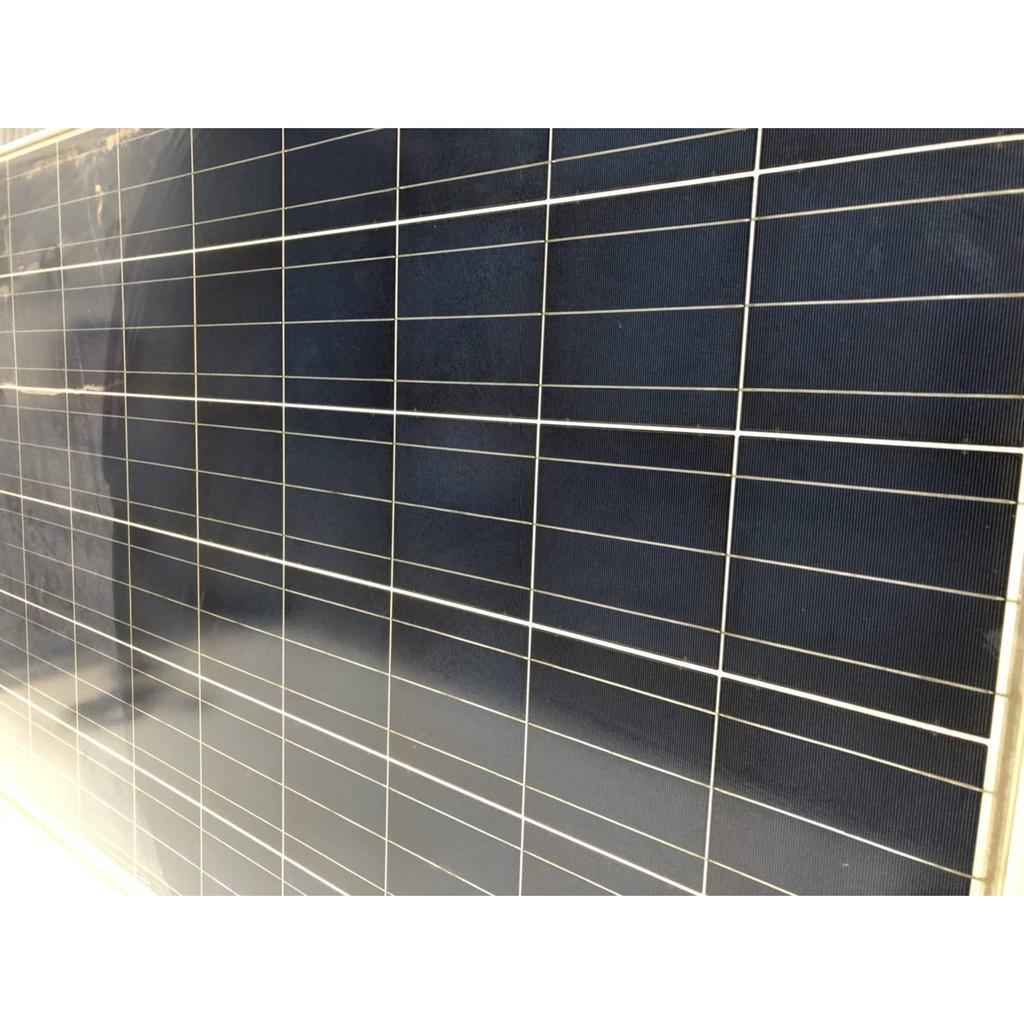 แผงโซล่าเซลล์ 300w มือสองTrina Solar